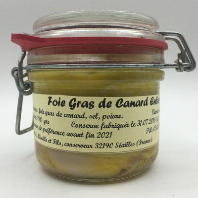 Foie gras de canard- Maison Pitoux